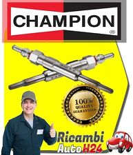 KIT 2 CANDELETTE CHAMPION FIAT STILO (192) 1.9 JTD 115CV B104