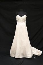 Casablanca Bluebell 2275 Wedding Gown Bridal Dress sz 8 NWT