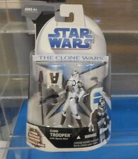Star Wars The Clone Wars Clone Trooper w/ Space Gear Action Figure 2008