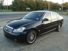 Infiniti: M35 M35x AWD Salvage Rebuildable