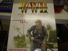 "Dragon 1/6 Figure #70153 German Heer Infantry Landser ""Udo"" Ukraine 1943"