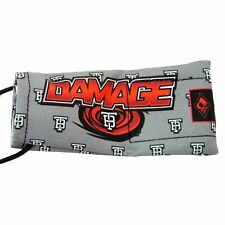 Tampa Bay Damage Barrel Sock / Cover by Wicked Sports - Grey Icon