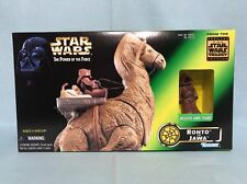 Star Wars Power Of The Force POTF Ronto & Jawa MISB