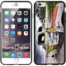 Old Rusty Truck For Iphone 6 Plus 5.5 Inch Case Cover