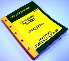 John Deere 70 80 60 820 830 840 Tractor Electrical Systems Service Repair Manual