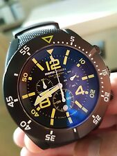 MOMO DESIGN Dive Master Chrono MD278BK-03BKOR-RB Men's Watch
