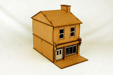 Gas Lamp Alley VICTORIAN TERRACE SHOP MDF scale Building 28mm G049