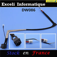 DC Power Jack and Cable DW86 Sony Vaio VGN-CS21S VGN-CS21SR VGN-CS11S PCG3C1M
