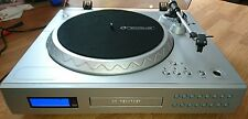 Neostar VINYL2CD Turntable, Cassette player with built in CD recorder & aux in
