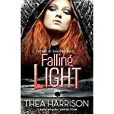 Falling Light: Number 2 in series (Game of Shadows), New, Harrison, Thea Book