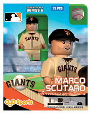Marco Scutaro OYO San Francisco Giants MLB Figure G4