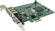 MOTU PCe 424 card 4- 2408 HD192 1296 24i/o 1224 308