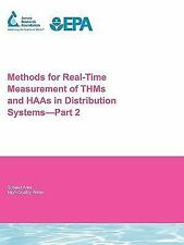 Water Research Foundation Report: Methods for Real-Time Measurement of THMs...