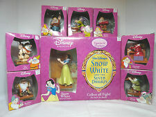 Snow White & The Seven Dwards by Enesco 65th Anniversary Set NEW