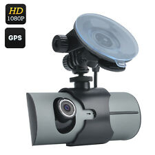 2.7 Inch HD Car Auto Truck Digital Video Dual Camera Recorder, DVR, Dashcam