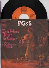 "PACIFIC GAS & ELECTRIC - One More River To Cross  - 1971 German CBS 2-trk 7""-p/s"