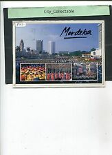 P152 # MALAYSIA USED PICTURE POST CARD * MERDEKA CELEBRATION