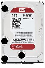Western Digital Red  4TB Intellipower SATA 6Gb/s 64 MB Cache Desktop Hard Drive