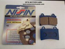 pastiglie freno brake pads moto Yamaha FJ FZR TDM  Nissin semi metallic 2P-228