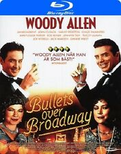 Bullets Over Broadway Blu-ray Woody Allen region B Europe new English spoken