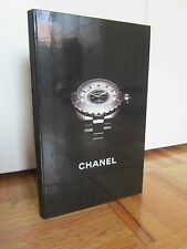 Chanel Watch Catalog, 2 Catalogues in a Hardcover Folio, Chanel J12