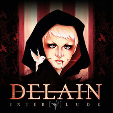 Delain - Interlude [New CD] With DVD