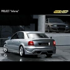 "Audi A4 B5 - Paraurti Posteriore Tuning ""Inferno"""