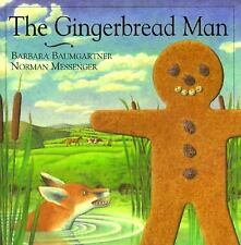 Nursery Classics: Gingerbread Man-ExLibrary
