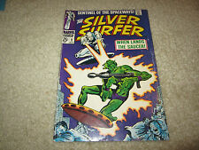 ORIGINAL SILVER SURFER #2 1ST APPEARANCE OF BADOON