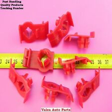 4X Window Regulator Fixer Clip for BMW 3 Series OEM# 51338218383 E46 1999-2000