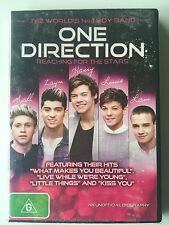 One Direction Reaching For The Stars NEW SEALED DVD Unofficial Biography