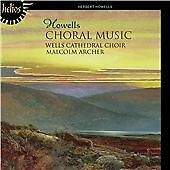 Wells Cathedral Choir Howells: Choral Music [Malcolm Archer, R CD