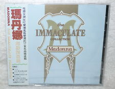 Madonna the Immaculate Collection Taiwan CD w/OBI (Like a Virgin Prayer)