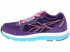 WOMENS REEBOK DUAL TURBO DMX RIDE RUNNING SHOES TRAINING SNEAKER 6 PURPLE PINK