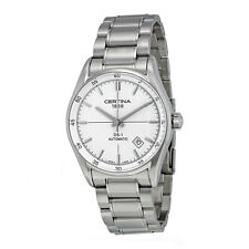 Certina DS 1 Automatic White Dial Stainless Steel Mens Watch C006.407.11.031.00