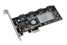 PCI Express SATA II 4-Port Controller Card, SATA2 PCIe, Internal 4 ports, S RAID