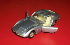 #### VINTAGE TOMY TOMICA NO.5 SILVER TOYOTA 2000GT 2000 GT MADE IN JAPAN