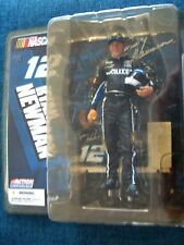 RYAN NEWMAN  - ACTION - McFARLANE 6 INCH FIGURE - SERIES 4 - 2004 - NASCAR !!!