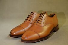 MEERMIN Mallorca:classic collection goodyearwelted cap toe oxford 5 eyelet 8UK
