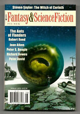 Fantasy & Science Fiction Digest Magazine ~ SIGNED by Peter David