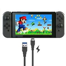 usb cable for nintendo switch sync data transfer charger charging video games