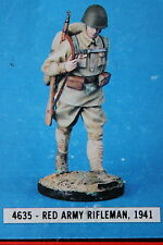 1/35 ARA MINIATURES Red Army Rifleman 1941 rare oop metal kit
