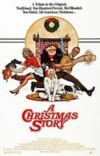 A Christmas Story movie poster (a)  - 11 x 17 inches