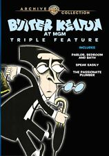BUSTER KEATON AT MGM TRIPLE FEATURE (2PC) - Region Free DVD - Sealed