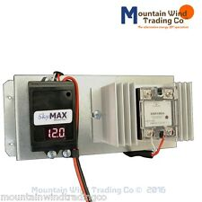 SkyMAX Wind 12 V 100 Amp Solid State Digital Charge Controller for Solar Panels
