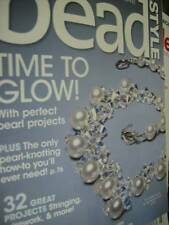 Bead Style Magazine January 2012- 32 Projects- Pearls, Clasps