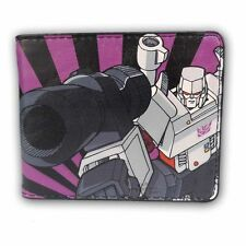 Transformers Megatron Shooting Decepticon Licensed Bi Fold Wallet