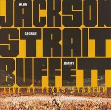 Live at Texas Stadium by George Strait/Jimmy Buffett/Alan Jackson, Alan...
