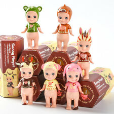 6pcs Sonny Angel Valentine's Day Series Mini Action Figures Doll Kids Child Toy