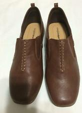 Comfortview Women Brown Casual Shoes Size 10.5 Medium
